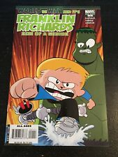 """Franklin Richards:World Be Warned#1 Incredible Condition 9.4(2007)""""Oneshot"""""""