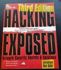 Hacking Exposed : Network Security Secrets and Solutions by Stuart McClure, Joe…