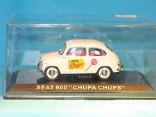 SEAT 600 sucettes CHUPA CHUPS 1/43