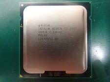 4 Processore Intel Xeon X SR0LR E5-2407 10M di cache, 2.20 GHz 6.40 GT/S 80w JOB LOT