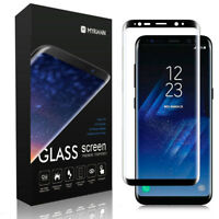 For Samsung Galaxy S8/S8+ Screen Protector Tempered Glass 3D Cover Glass Film