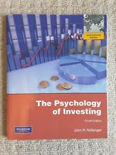 Psychology of Investing: International Edition 4th