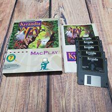 "MAC 3.5"" BIG BOX The Legend of Kyrandia Book One (1992)"