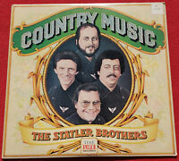 Statler Brothers Time-Life Country Music Collection LP 1981 Original Vinyl Album