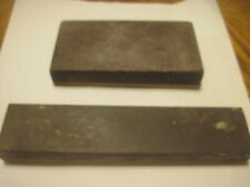 Up for auction is 2 nice sharping stones made for straight razors very nice hone
