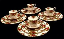 Royal Albert Old Country Roses 20pc Dining Set NEW !