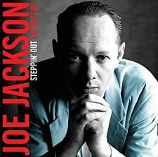 Joe Jackson-STEPPIN 'Out-The A & M years 1979-89 CD NUOVO