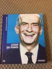 DVD - Louis de Funès - Coffret livre - La grande vadrouille + Le corniaud + La s