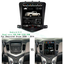 """10.4"""" Android 8.0 Car GPS Radio Navi Player Stereo for Chevrolet Cruze 2008-2014"""