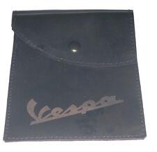 Portadocumenti porta libretto vera pelle per VESPA vintage