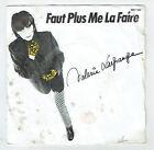 """Valerie LAGRANGE Vinyle 45 tours SP 7"""" FAUT PLUS M'LA FAIRE - SAUVE MOI F Réduit"""