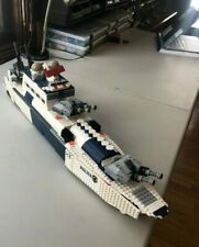 Lego Custom Military Destroyer XL Escort Ship Moc