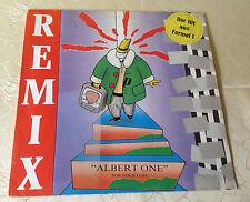 "Albert One (12""maxi) ""for Your Love (another version)"" [Rare/""Italo discoteca""] M -"