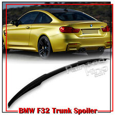 Carbon BMW 4-Series F32 Coupe New Type M4-Style Rear Trunk Spoiler 420d 2016+