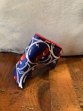 Swag Golf Red White Blue RWB Concentric Skulls Cover New
