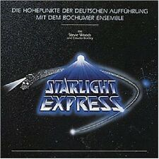 STARLIGHT EXPRESS (BOCHUMER ENSEMBLE) MUSICAL CD NEU!!!