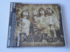 Stonerider - Three Legs Of Trouble (2007) Brand New, Sealed, OBI