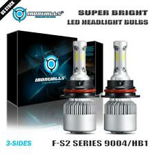 New listing 9004 Led Headlight Bulb for Ford Mustang 87-93 Ranger 89-92 Hyundai Accent 95-99