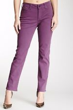 NWT NYDJ Not Your Daughters Jeans VIOLA Beautiful Color 5 Pocket SKINNY Size 8P