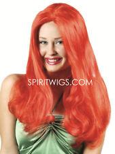Disney The Little Mermaid Ariel COSPLAY COSTUME Wig - 850 #Red - SALE