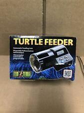 New listing Exo Terra Turtle Feeder Automatic Feeding Unit
