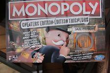 MONOPOLY*Cheaters Ed*Bilingual English/French*Hasbro Canada*New/Sealed/Unopened
