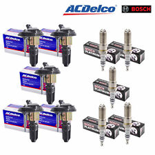 Set Of 5 BS-C1395 AcDelco Coils & 5 Bosch 4314 Spark Plugs