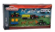 Majorette 212057452-Big Farm set-vehículos & accesorios-nuevo