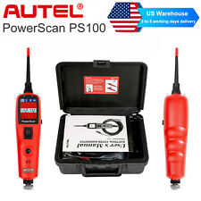 Autel PS100 Car Diagnostic Electrical System Circuit Tester Leads Auto Scan Tool
