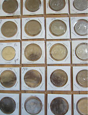 Complete Set of Canada Dollars Coins (1968-1986)