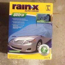 BNIB $1 shipping Rain X 804510 Blue Large Size Ultra Car Cover Sun protector
