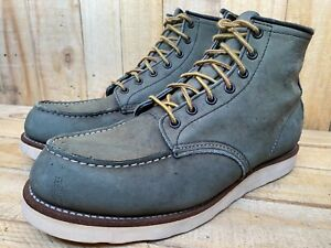 Red Wing Heritage 2883 Irish Setter Limited Edition Moss Green Feather-Tag 10 D