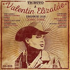 Tributo a Valentin Elizalde  Edicion De Lujo 19 Audios 20 videos CD / DVD