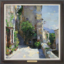 """Hand-painted Original Oil painting art knife Landscapes On Canvas 24""""x24"""""""