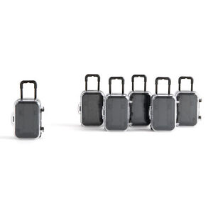Favour Box Modern Trolley Mini Size Suitcase Pack of 6