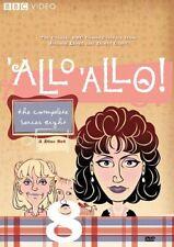 ALLO ALLO - THE COMPLETE SERIES 8 (DVD)