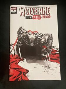 WOLVERINE BLACK,WHITE AND BLOOD #1 PHILIP TAN EXCLUSIV