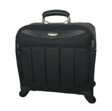 """SAMSONITE SILHOUETTE 10 CARRY-ON SPINNER TOTE BAG CASE FITS 15.4"""" LAPTOP  NEW!"""