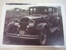 1929 STUDEBAKER    11 X 17  PHOTO /  PICTURE
