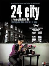 24 CITY Movie POSTER 27x40 Jianbin Chen Joan Chen Liping L  Tao Zhao