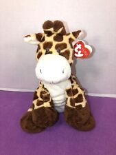 "NWT-10"" TY PLUFFIES TIPTOP the GIRAFFE"