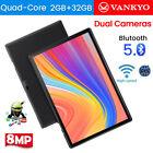 "VANKYO MatrixPad S10 10.1"" WIFI Tablet 32GB Tablet Android 9.0 GPS Pad Quad Core"