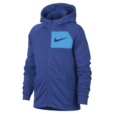 New Nike Boy's Dri-Fit Full Zip Training Hoodie SIZE S,M,L,XL MSRP $50.00