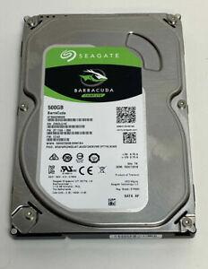 "Seagate 500Gb HDD PC/Desktop 3.5"" SATA Hard Disk Drive Drive ST500DM009"