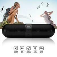 Bluetooth Wireless Speaker Mini Super Bass Usb Stereo Mp3 Pill Lautsprecher I3A2