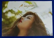 Hyuna - A'wesome Official Poster New K-POP