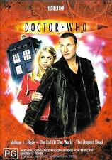 Dr Who (Ninth Doctor) Dvd - Volume One / 1, Christopher Eccleston