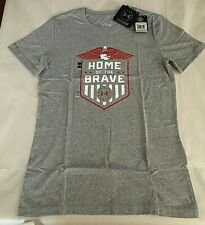$35 Under Armour 1291480-025 Women's Freedom Home of the Brave T-Shirt SM/P, NWT