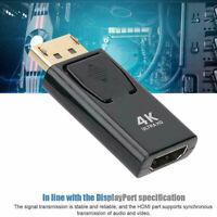 High Speed Active 4K 2160P Displayport Display Port DP to HDMI Converter Adapter