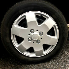 """BEST SET of 4 Hubcaps Fits TOYOTA CAMRY 15"""" Universal ABS Silver Wheel Cover Cap"""